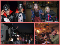 Halloween 2019 in speeltuin